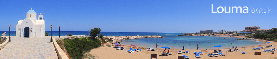 Cyprus beaches protaras louma golden coast beach
